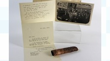 Winston Churchill's half-smoked cigar sells for £1,700