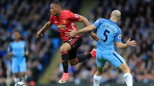 Martial and Zabaleta