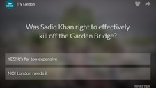 Garden Bridge project effectively killed off by Sadiq Khan