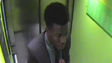 Police believe this man may be able to help them with their enquiries.