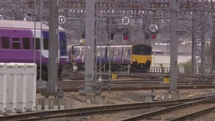 Only a small number of services will run tonight due to strike action