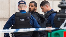 Westminster suspect's 'attitudes started to change at school'