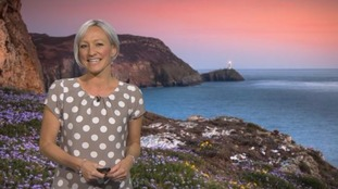 Wales Weather: Dry but chilly overnight!