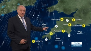 Sunshine and rain in store for the Bank Holiday