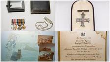 World War One memorabilia