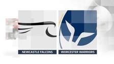 Newcastle v Worcester