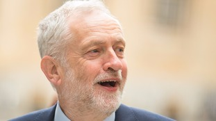 Corbyn urges young voters to 'step up and claim your future'