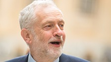 Corbyn urges young voters to 'claim your future'