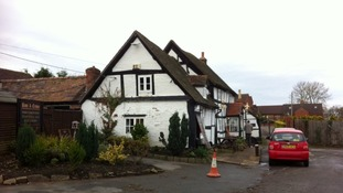 The Rose & Crown pub at Severn Stoke will host the church's carol service next Sunday (9 December)