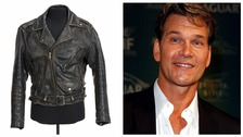 Patrick Swayze's Dirty Dancing jacket sells for £48,000