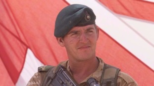 Marine 'A' Alexander Blackman thanks 'wife in a million' after being released from prison
