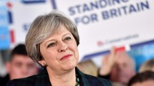 Theresa May to urge Scots vote Tory to 'strengthen union'