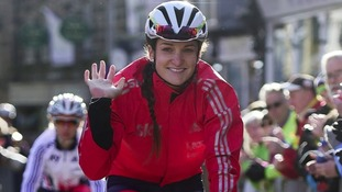 Lizzie Deignan pictured earlier this year.