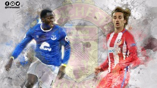 Top football rumours: Lukaku and Griezmann to join Man Utd