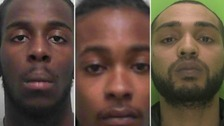 Gang hid guns in wheelie bin during planned exchange