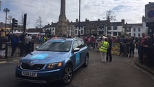 Ripon awaits the Tour de Yorkshire.