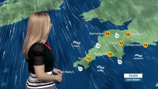 Your weather for the South West