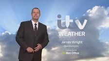 Wales Weather: a dry day ahead and feeling warmer