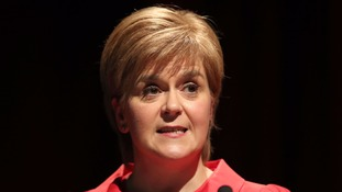 Sturgeon: Don't let Scotland be 'dragged back by Tories'