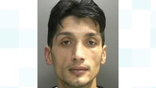 Police say Daniel Glowacki targeted elderly victims on and around the West Midlands bus network.