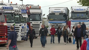 Peterborough prepares for Truckfest 2017