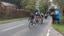 TDY arrives in Ripon
