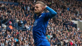 Premier League report: Vardy continues hot streak as Leicester beat West Brom