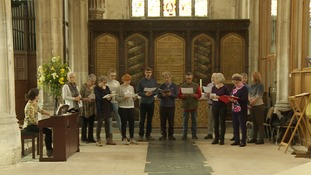 Norwich holds three day festival to learn about city's churches