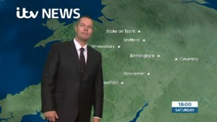 West Midlands Weather: Dry night with clear spells