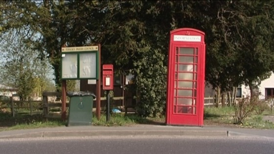 phone box