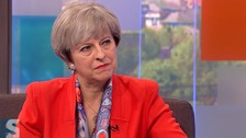 Theresa May: 'We won't be increasing VAT'
