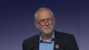 Corbyn pledges free school meals for primary school pupils