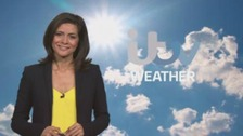 Weather: Varied weather for Sunday