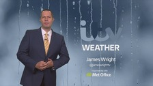 Wales Weather: wind and rain today, not gone tomorrow