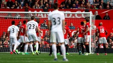 Sigurdsson free kick earns Swansea a draw