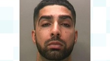 The gunman has been jailed for nearly 10 years after West Midlands Police proved he was the shooter.