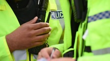 The reported incident is said to have taken place in Foxley Lane, Milton, on Friday afternoon (28 April).