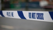 A 29 year-old man and a six year-old girl were pronounced dead at the scene.