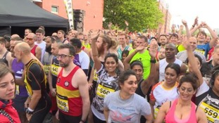 Can you spot yourself in this year's Great Birmingham 10k run?