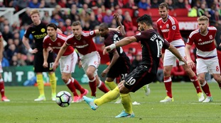 'Boro manager Agnew disputes Man City penalty