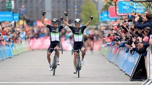 Serge Pauwels wins the Tour de Yorkshire