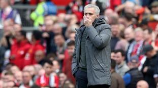 Mourinho defends team spirit after Swansea draw
