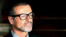 Hundreds of fans attend George Michael memorial