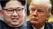 Donald Trump on 'pretty smart cookie' Kim Jong-un