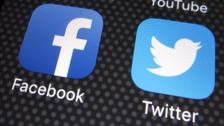 Social media firms 'should face fines' over online hate