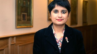 Director of Liberty Shami Chakrabarti.