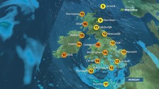 Weather: A soggy bank holiday for some