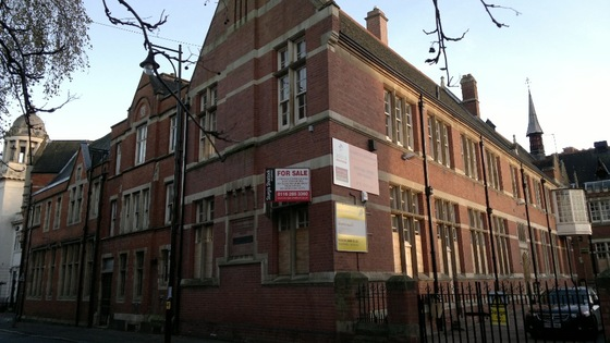 This former grammar school could soon become a Richard III visitor centre