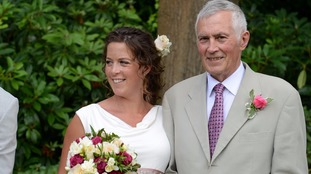 Husband with dementia 'sensed his wife had died'