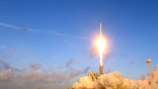 US spy satellite launched into space by Elon Musk's SpaceX